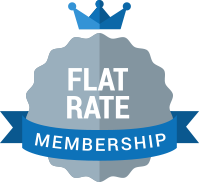 Flat Rate membership
